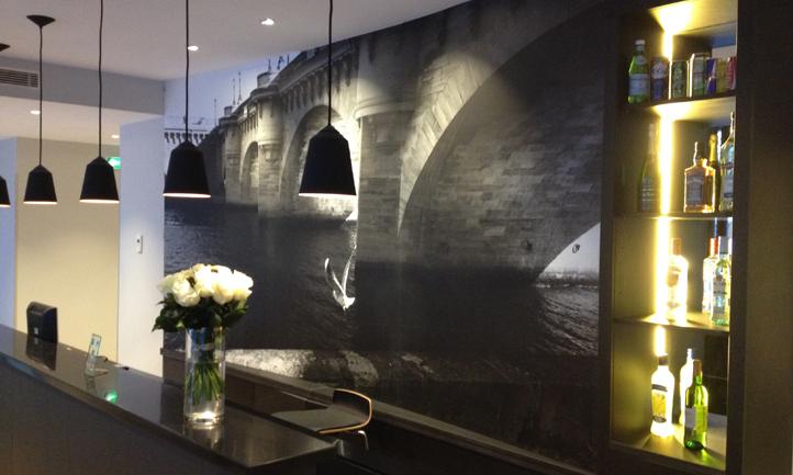 Impression numérique | Hôtel Opéra Drouot Paris